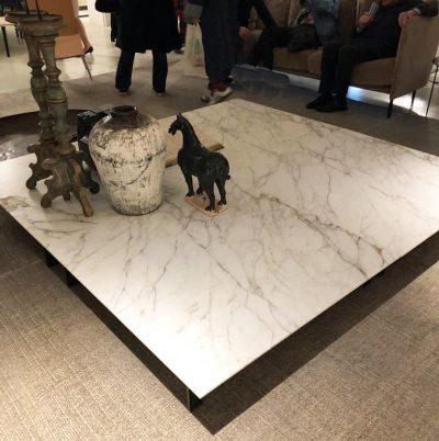tavolino basso marmo