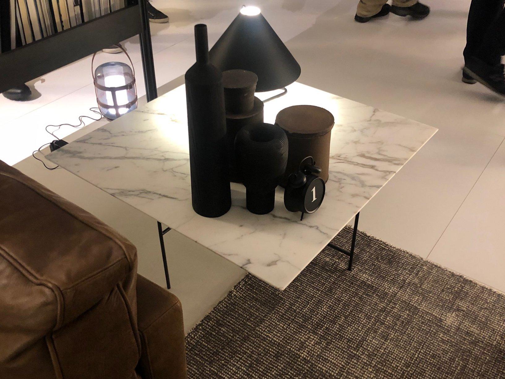 Tavolo marmo calacatta